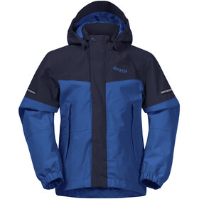 Bergans Lilletind Jacket Kids classic blue/navy